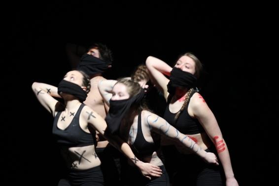 Contemporary Choreography 'Panphobia'