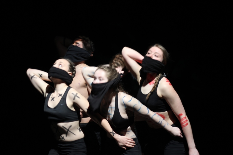 Contemporary Choreography 'Panphobia'