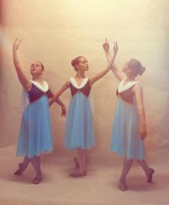 Classical Ballet Trio