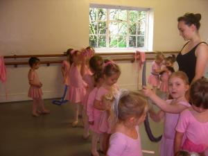 Ballet Teaching