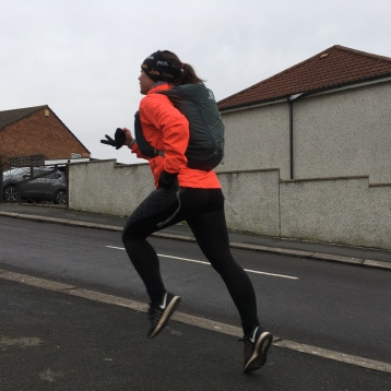 Run commuting to avoid traffic or long walks