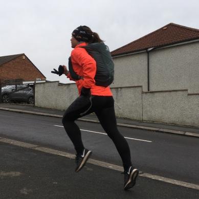 Run commuting to avoid traffic or long walks