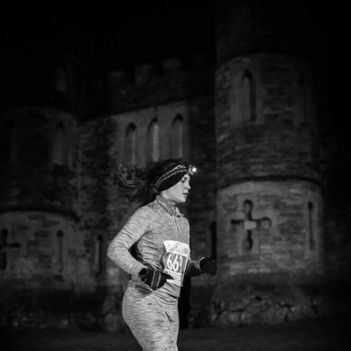 Bath Skyline Night Race by Relish Running, January 2018
